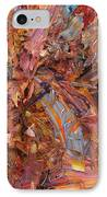 Paint Number 43b IPhone Case by James W Johnson
