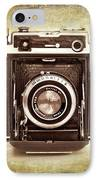 Photographer's Nostalgia IPhone Case by Meirion Matthias