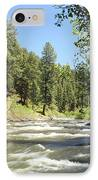 Piedra River IPhone Case by Eric Glaser
