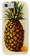 Pineapple Angel IPhone Case by Shannon Grissom