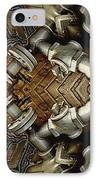 Pipe Dreams IPhone Case by Wendy J St Christopher