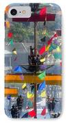Pirate's In The Rigging IPhone Case by David Lee Thompson