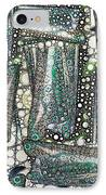 Rainbow Trout Thingies IPhone Case by Ron Bissett