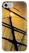 Raise The Sails IPhone Case by Lauri Novak