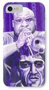 Rashawn Ross IPhone Case by Joshua Morton