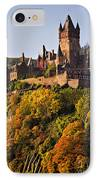 Reichsburg Castle IPhone Case by Louise Heusinkveld