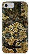 Roots IPhone Case by Heather Applegate