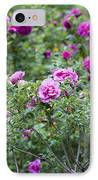 Rose Garden IPhone Case by Frank Tschakert