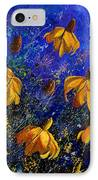 Rudbeckia's IPhone Case by Pol Ledent