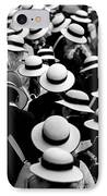 Sea Of Hats IPhone Case by Avalon Fine Art Photography