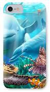 Seavilians IPhone Case by Jerry LoFaro