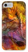 Shadow Hunters IPhone Case by John Robert Beck