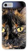 Snickers IPhone Case by Cheryl Poland