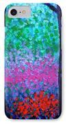 Spring Woodland IPhone Case by John  Nolan