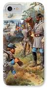 Stonewall Jackson, 1861 IPhone Case by Granger