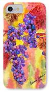 Summers Fullest IPhone Case by Connie Valasco