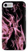 Support The Cure IPhone Case by Clayton Bruster