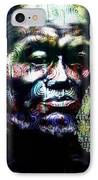 Tattoo IPhone Case by Chester Elmore