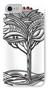 The Apple Tree IPhone Case by Aniko Hencz