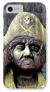 The Buccaneer IPhone Case by David Lee Thompson