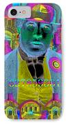 The Capitalist IPhone Case by Eric Edelman