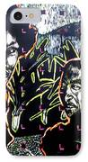 The Coffee Vendor IPhone Case by Chester Elmore