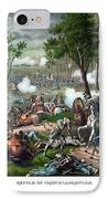 The Death Of Stonewall Jackson IPhone Case by War Is Hell Store