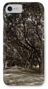 The Deep South Bw IPhone Case by Steve Harrington