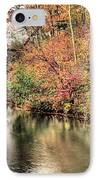 The Fishing Spot IPhone Case by JC Findley