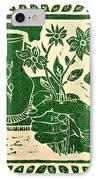 The Florist IPhone Case by Caroline Street