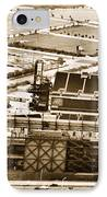 The Linc - Aerial View IPhone Case by Bill Cannon