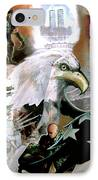 The New American Pride IPhone Case by Todd Krasovetz