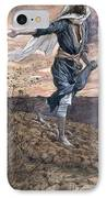 The Sower IPhone Case by Tissot