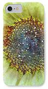 The Sunflower IPhone Case by Tara Turner