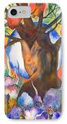 The Tree Of Life IPhone Case by Kate Bedell