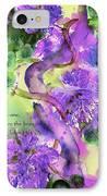 The Vine IPhone Case by Anne Duke