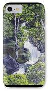 Through The Woods IPhone Case by Darla Boljat