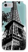 Tour Eiffel IPhone Case by Juergen Weiss