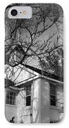 Traditional Country Church IPhone Case by Glenn McCarthy Art and Photography