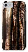 Trees Gathering IPhone Case by Wim Lanclus