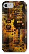 Use You Illusion IPhone Case by Bill Cannon
