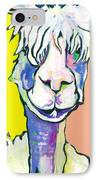 Veronica IPhone Case by Pat Saunders-White
