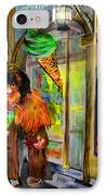 Welcome To The Czech Republic 02 IPhone Case by Miki De Goodaboom