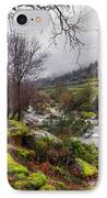 Woods Landscape IPhone Case by Carlos Caetano