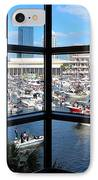 Worlds Biggest Boat Party IPhone Case by David Lee Thompson