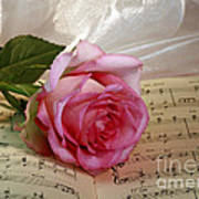 A Tribute To Diana Ross The Rose Poster by Inspired Nature Photography Fine Art Photography