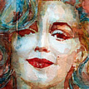 Marilyn   Poster by Paul Lovering