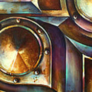 ' The Keep ' Poster by Michael Lang