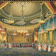 The Music Room Poster by English School