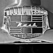 1951 Nash Emblem Poster by Jill Reger